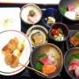 リカーヴ箱根滞在記|夕食は90分バイキングでアスパラ揚げがおいしかった。